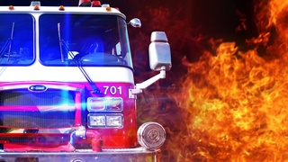 Firefighters respond to business fire in Chilton
