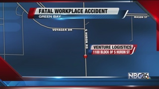 Green Bay man killed at work