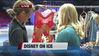 Disney on Ice comes to the Resch Center