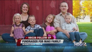 Fundraiser for Maki family