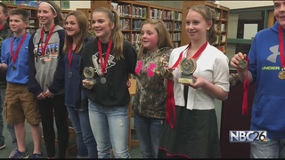 Students challenged in STEAM competition