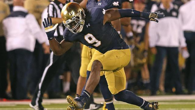 Cowboys Pull Draft Stunner Taking Jaylon Smith