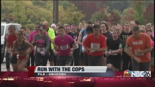 Run with the Cops for Special Olympics Wisconsin