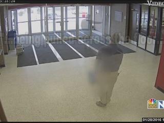 Video captures teacher dragging teen by legs