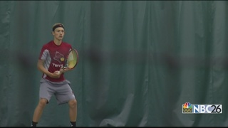 Young De Pere tennis duo driven to state tourney