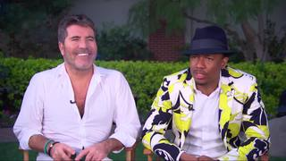 Cowell joins pannel at America's Got Talent