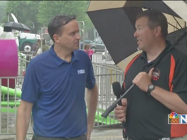 Cameron's Weather Road show heads to Oconto Falls