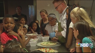 Packers Healthy Eating Event
