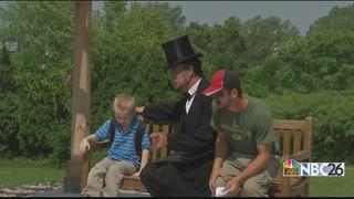 Heritage Hill hosts Civil War Reenactment
