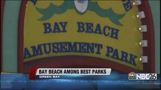 Beach Bay received honor
