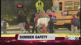 Summer Safety for Kids and Families