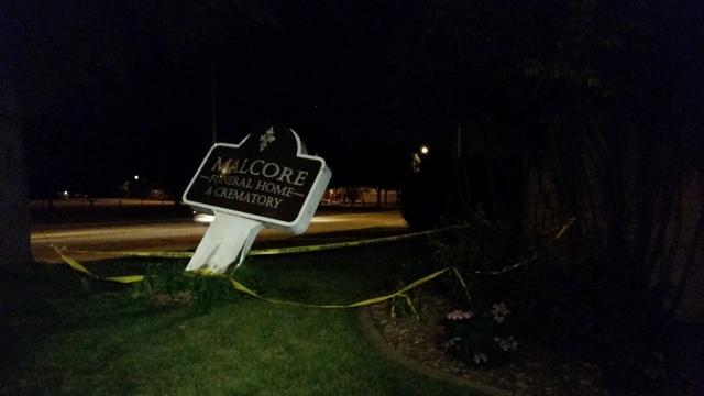 Multi-Vehicle Crash on Green Bay's East Side