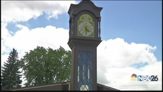 Tallest Grandfather Clock Dedication