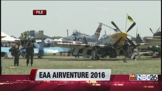 EAA AirVenture 2016 Preview and Schedule