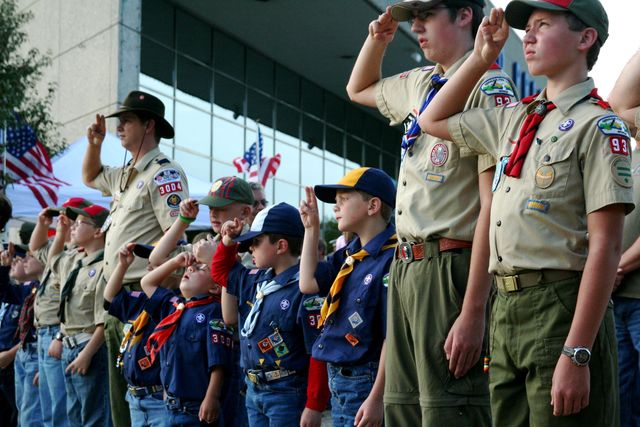 article dedadbabfbdbcbcbfc scouts faring well year after easing adults