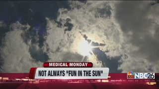 Medical Monday: Summer Isn't Always Sunny For...