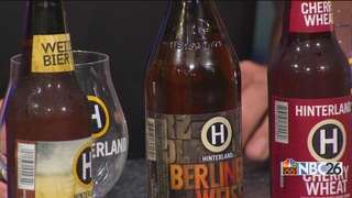 What's on Tap: Hinterland Brewery