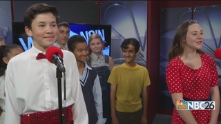 Local Students Perform Golly Gee Whiz