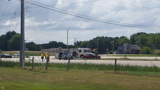 Fatal Crash closes lanes of HWY 57 in Brown Co.