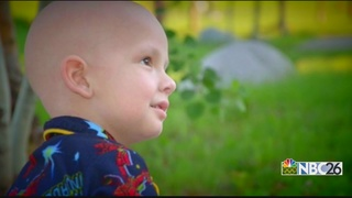 Colton's Cure keeps boy's giving spirit alive