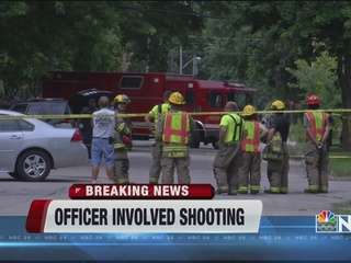 Officers involved in New London shooting IDed