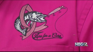 Lure for a Cure supports breast cancer patients