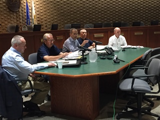 Neenah Police Commission considers complaint