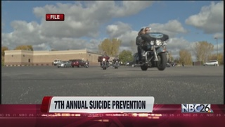 7th Annual Suicide Prevention Ride to Support...