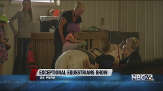 Exceptional Equestrians holds annual horse show