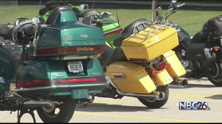 Motorcycle Ride for Suicide Prevention