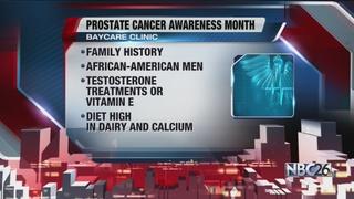 Medical Monday: Prostate Cancer Awareness...