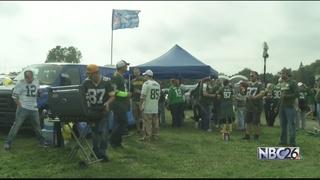 Fans kick off season at home