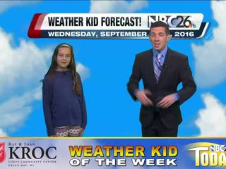 Meet Marissa, our Weather Kid of the Week