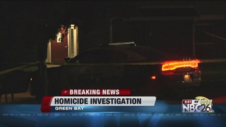 Two arrested after Green Bay Homicide