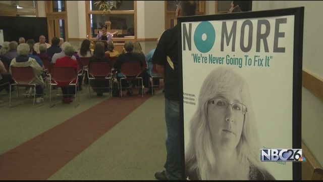 Annual 'Silent Witness' ceremony to remember victims of domestic violence
