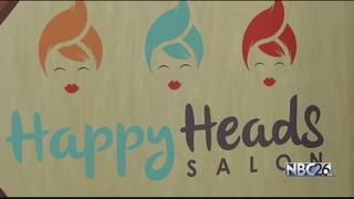 Salon offers free services for cancer patients