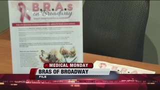 Medical Monday: BRAs of Broadway: Breast...