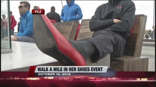 Walk a Mile in Her Shoes Preview