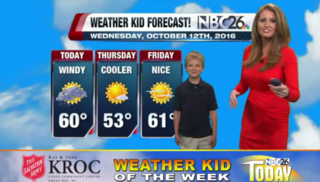 Meet Kyle, Our Weather Kid of the Week