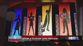 Steak & Burger Preview