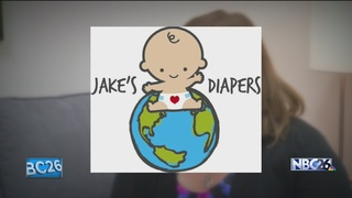 NBC26 Diaper Drive helps local families in need