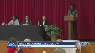 Racism panel discussion