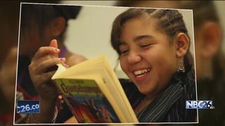 NBC26 Give a Child a Book Drive