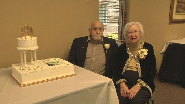 This Material May Not Be Published Broadcast Rewritten Or Redistributed Green Bay Celebrates 75th Wedding Anniversary