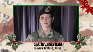 Sr. Airman Bryanna Dahl