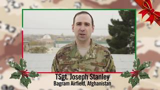 Tech Sgt. Joseph Stanley