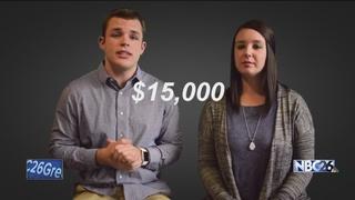 Siblings launch Hope for Haiti campaign