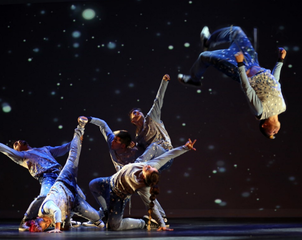 Win Tickets to See The Hip Hop Nutcracker!