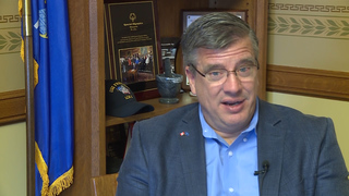 Lawmaker says state is 'disinvesting' in roads