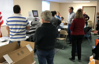 Last ballots processed for Brown County recount